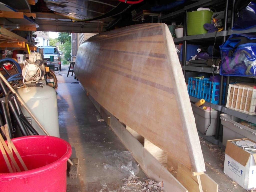 hull after 2coats